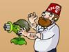 植物戰僵屍-瘋狂大叔